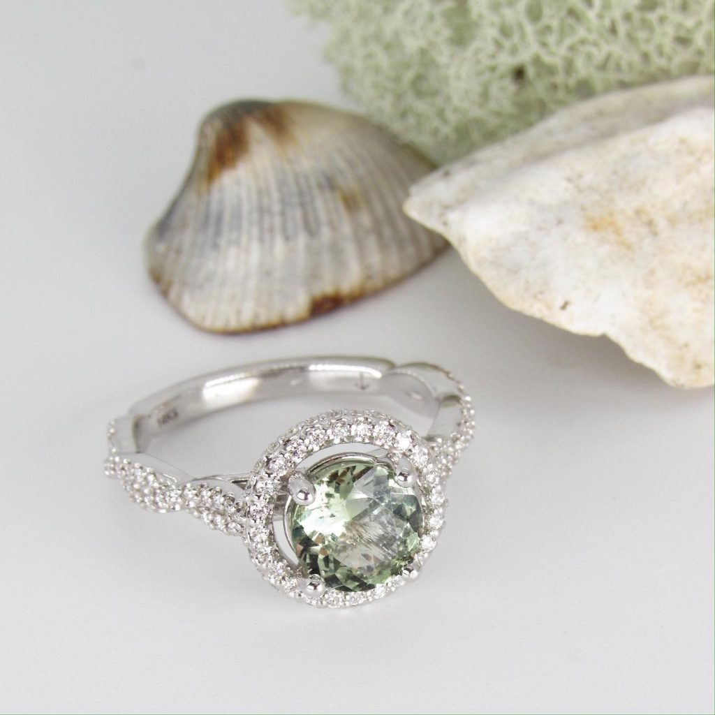 Unique Engagement Ring Ideas from Anchor Boutique