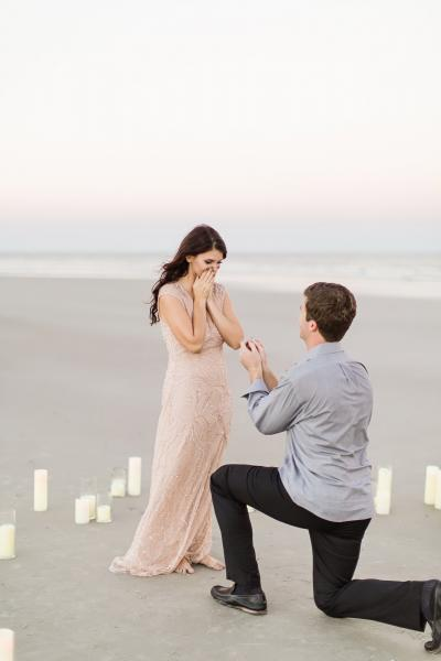 Beach Proposal Ideas