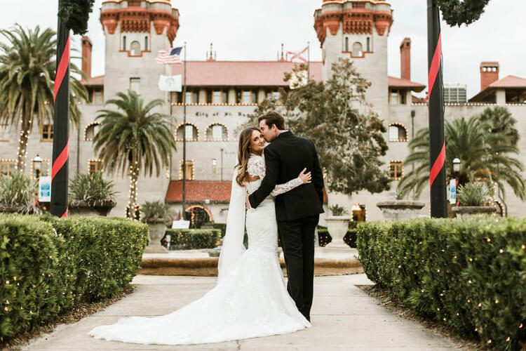 Lightner Museum Wedding Planners Coastal Celebrations
